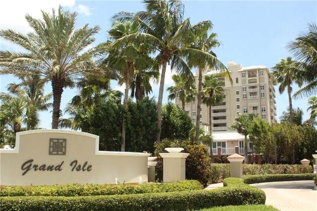 3702 N Highway A1a #1003, Hutchinson Island, FL 34949 (MLS #233798) :: Team Provancher | Dale Sorensen Real Estate