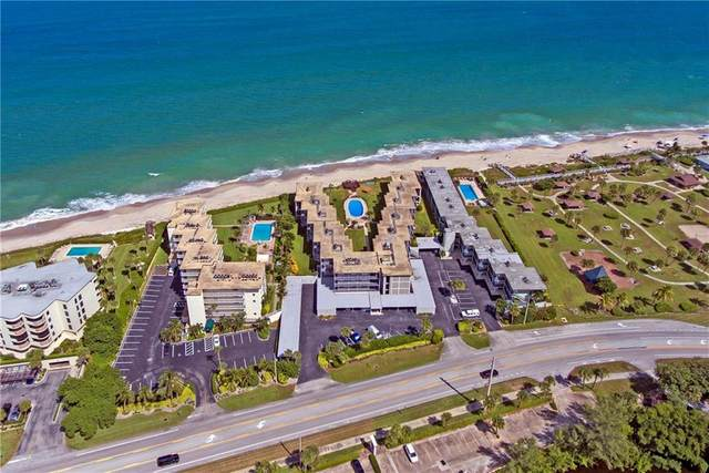 4410 Highway A1a #308, Vero Beach, FL 32963 (MLS #233803) :: Team Provancher | Dale Sorensen Real Estate