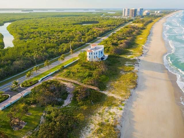 4566 N Highway A1a, Hutchinson Island, FL 34949 (MLS #233812) :: Team Provancher | Dale Sorensen Real Estate