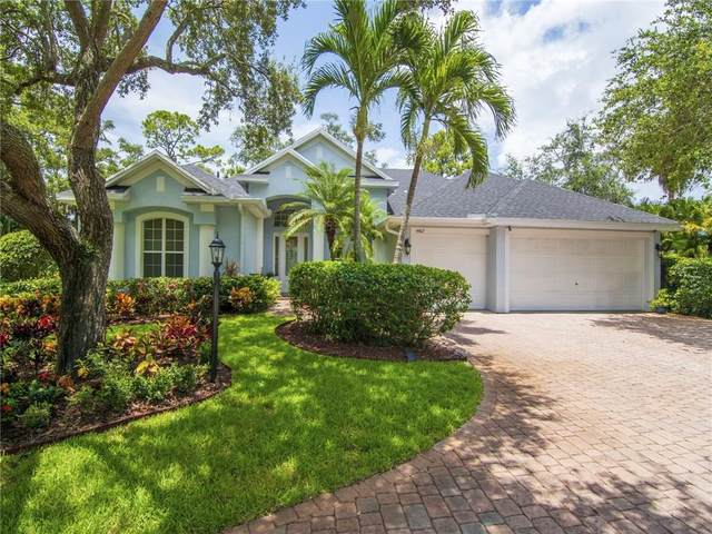 4402 5th Place SW, Vero Beach, FL 32968 (MLS #233850) :: Team Provancher | Dale Sorensen Real Estate