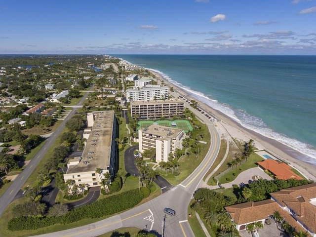 3939 Ocean Drive 407C, Vero Beach, FL 32963 (MLS #233861) :: Team Provancher   Dale Sorensen Real Estate