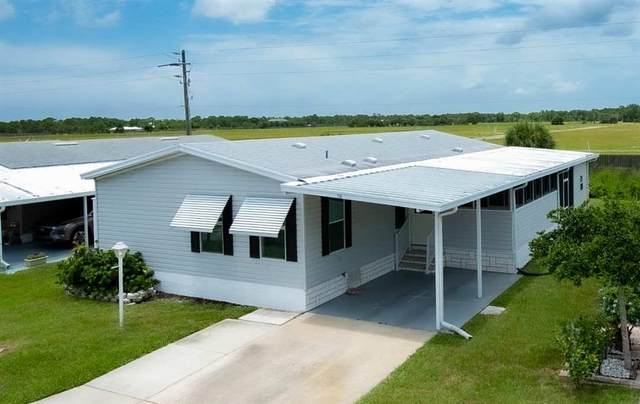 736 Periwinkle Circle, Barefoot Bay, FL 32976 (MLS #233882) :: Team Provancher | Dale Sorensen Real Estate