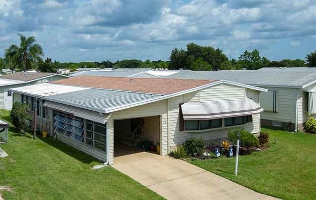 908 Oleander Circle, Barefoot Bay, FL 32976 (MLS #233897) :: Team Provancher | Dale Sorensen Real Estate