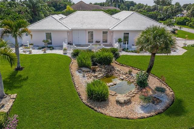 2126 Periwinkle Drive, Vero Beach, FL 32963 (#233974) :: The Reynolds Team/ONE Sotheby's International Realty