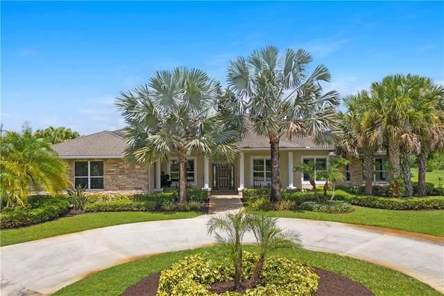 2801 S Brocksmith Road, Fort Pierce, FL 34945 (MLS #234044) :: Billero & Billero Properties