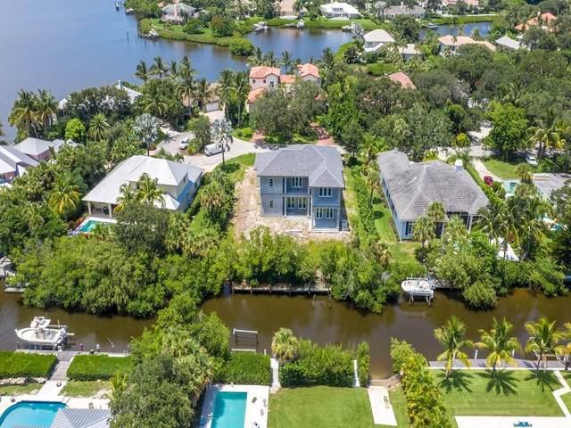 518 Tulip Lane, Vero Beach, FL 32963 (MLS #234086) :: Team Provancher | Dale Sorensen Real Estate