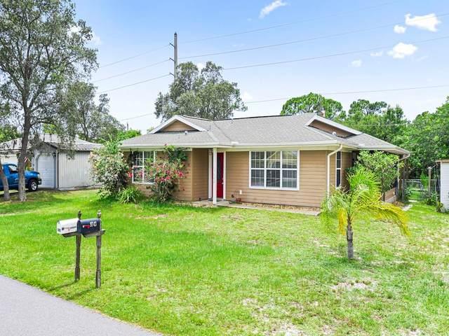 9744 Honeysuckle Drive, Micco, FL 32976 (MLS #234099) :: Team Provancher | Dale Sorensen Real Estate