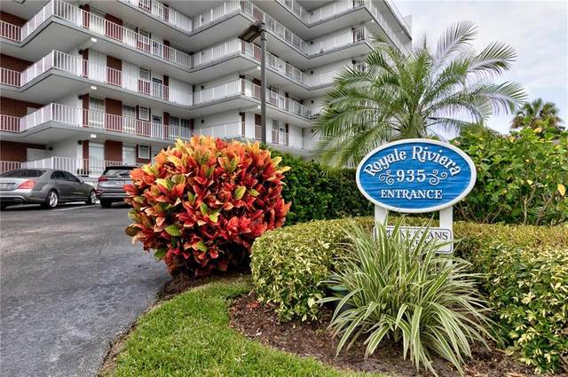 935 E Causeway Boulevard #608, Vero Beach, FL 32963 (MLS #234115) :: Team Provancher | Dale Sorensen Real Estate