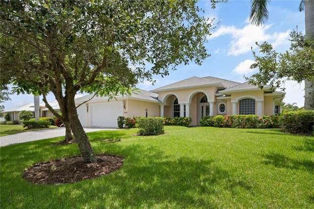 1055 Quail Court SW, Vero Beach, FL 32968 (MLS #234162) :: Team Provancher | Dale Sorensen Real Estate