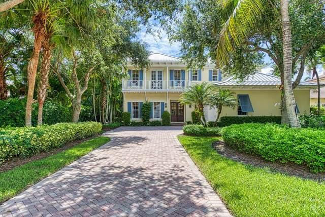 202 Coconut Creek Court, Vero Beach, FL 32963 (MLS #234167) :: Team Provancher | Dale Sorensen Real Estate