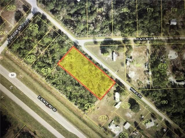 Tbd Hines Lots 267-272 Dr, Okeechobee, FL 34972 (MLS #234240) :: Team Provancher | Dale Sorensen Real Estate