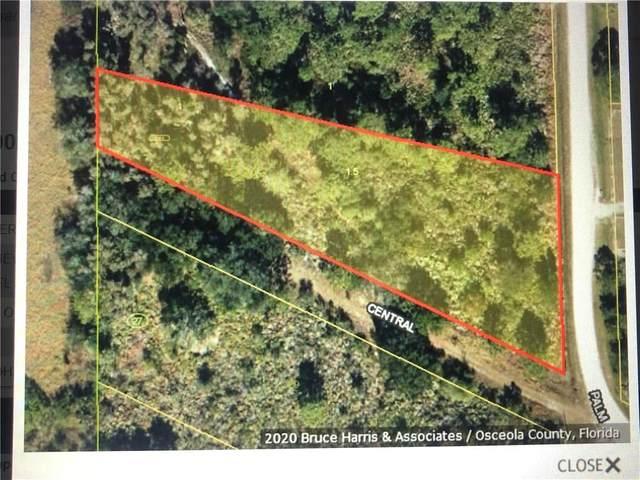 TBD Lot 1.5 Palm Ave, Okeechobee, FL 34972 (MLS #234241) :: Team Provancher | Dale Sorensen Real Estate