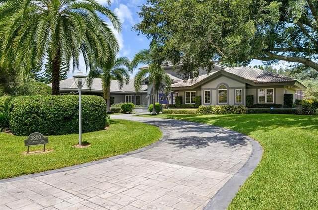 5800 Turnberry Lane, Vero Beach, FL 32967 (MLS #234286) :: Team Provancher | Dale Sorensen Real Estate