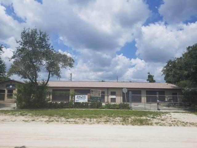 815 11th Avenue, Vero Beach, FL 32962 (MLS #234294) :: Team Provancher | Dale Sorensen Real Estate