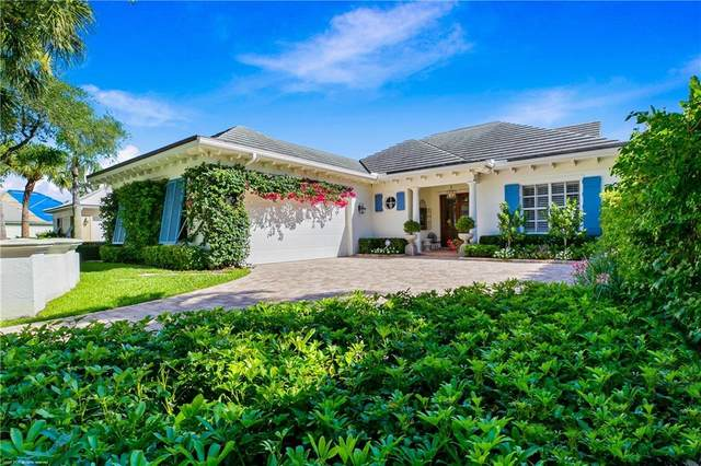 91 Caribe Way, Vero Beach, FL 32963 (MLS #234344) :: Team Provancher | Dale Sorensen Real Estate