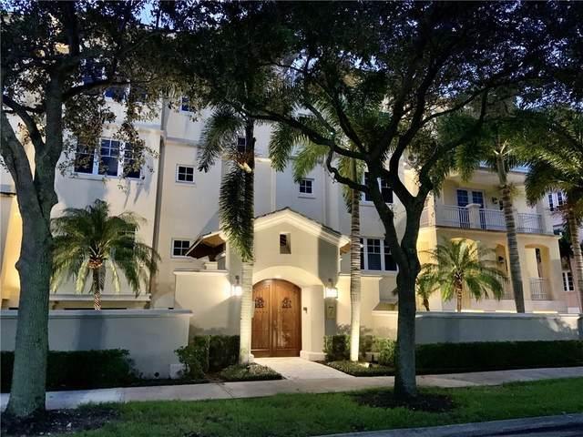 7 Royal Palm Point Ph-W, Vero Beach, FL 32960 (MLS #234349) :: Team Provancher | Dale Sorensen Real Estate
