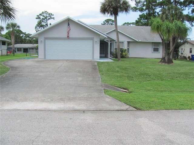 644 Layport Drive, Sebastian, FL 32958 (MLS #234392) :: Team Provancher | Dale Sorensen Real Estate