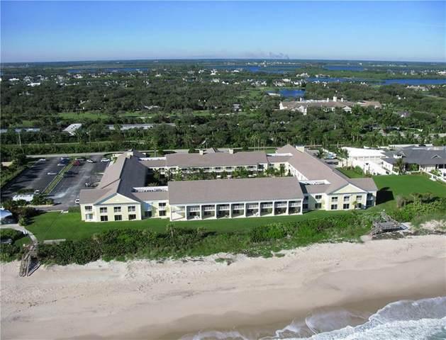 400 Beach Road #207, Indian River Shores, FL 32963 (MLS #234431) :: Team Provancher | Dale Sorensen Real Estate
