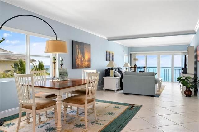 1026 Flamevine Lane #401, Vero Beach, FL 32963 (MLS #234482) :: Team Provancher | Dale Sorensen Real Estate