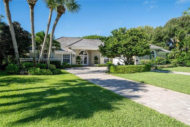 1833 E Sandpointe Lane, Vero Beach, FL 32963 (MLS #234506) :: Billero & Billero Properties