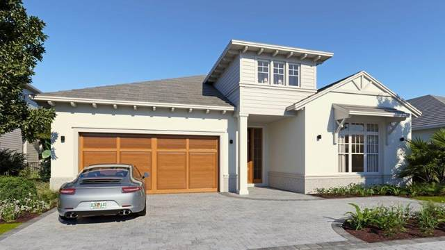 921 Surfsedge Way, Indian River Shores, FL 32963 (MLS #234508) :: Team Provancher | Dale Sorensen Real Estate