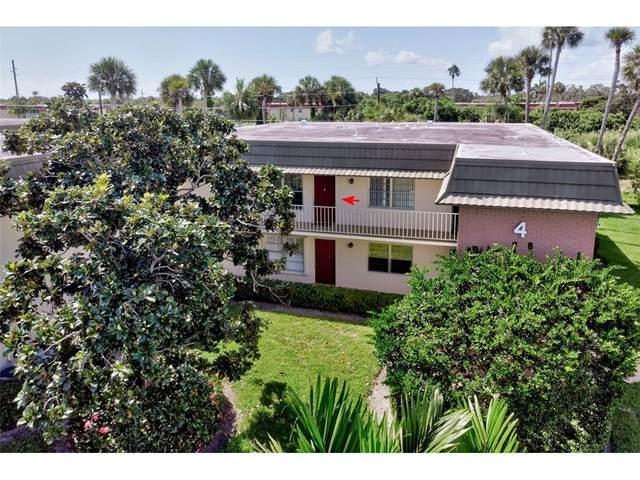 4 Vista Gardens Trail #202, Vero Beach, FL 32962 (MLS #234515) :: Team Provancher   Dale Sorensen Real Estate