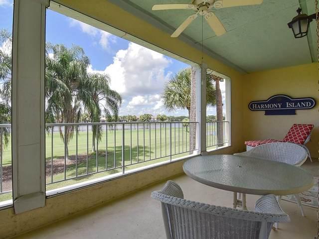 5045 Harmony Circle #203, Vero Beach, FL 32967 (#234527) :: The Reynolds Team/ONE Sotheby's International Realty