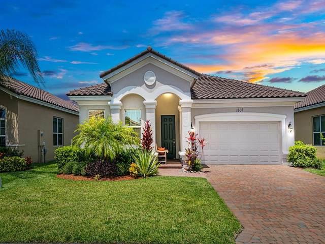1805 Berkshire Circle SW, Vero Beach, FL 32968 (#234623) :: The Reynolds Team/ONE Sotheby's International Realty