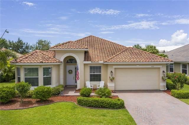 4247 Diamond Square, Vero Beach, FL 32967 (MLS #234643) :: Team Provancher | Dale Sorensen Real Estate