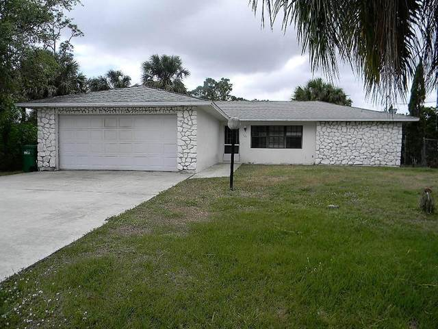 731 Wimbrow Drive, Sebastian, FL 32958 (MLS #234663) :: Team Provancher | Dale Sorensen Real Estate
