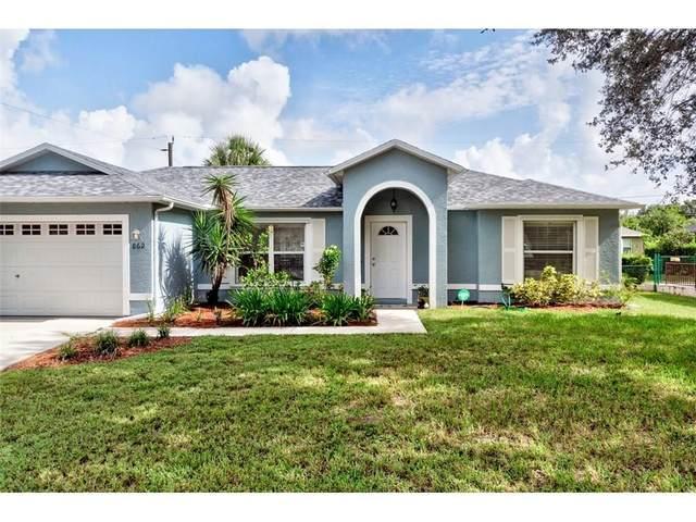 862 Doctor Avenue, Sebastian, FL 32958 (MLS #234667) :: Team Provancher | Dale Sorensen Real Estate