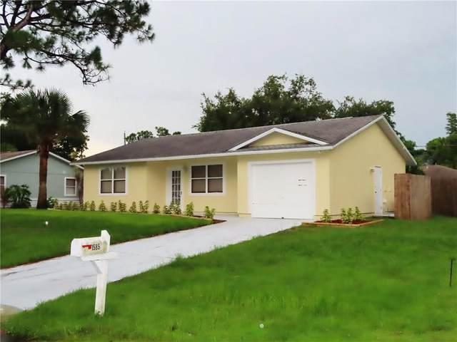1585 Quiescent Lane, Sebastian, FL 32958 (MLS #234673) :: Team Provancher | Dale Sorensen Real Estate