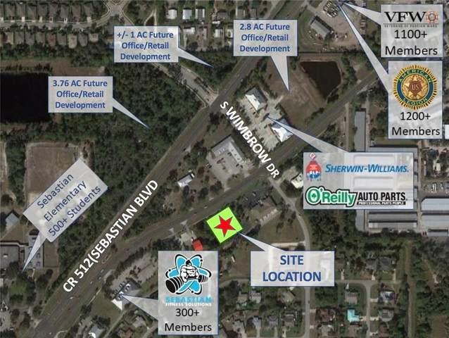 261 Sebastian Boulevard, Sebastian, FL 32958 (MLS #234684) :: Team Provancher | Dale Sorensen Real Estate