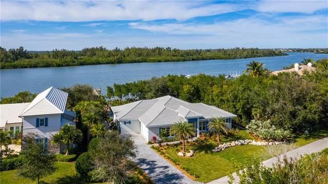1409 Old Winter Beach Road, Indian River Shores, FL 32963 (MLS #234692) :: Billero & Billero Properties