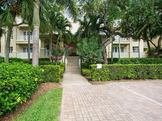 104 Island Plantation Terrace #204, Vero Beach, FL 32963 (MLS #234708) :: Team Provancher | Dale Sorensen Real Estate
