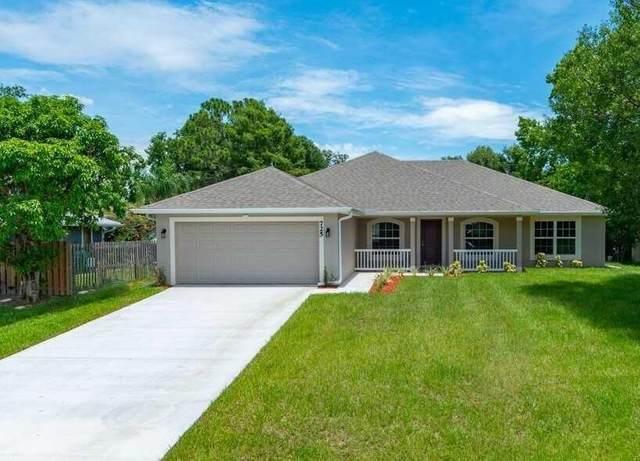 425 Perch Lane, Sebastian, FL 32958 (MLS #234728) :: Team Provancher | Dale Sorensen Real Estate