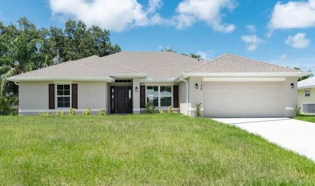 421 Perch Lane, Sebastian, FL 32958 (MLS #234730) :: Team Provancher | Dale Sorensen Real Estate