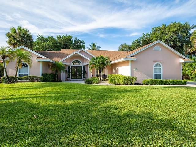 2205 Silver Sands Court, Vero Beach, FL 32963 (MLS #234872) :: Billero & Billero Properties