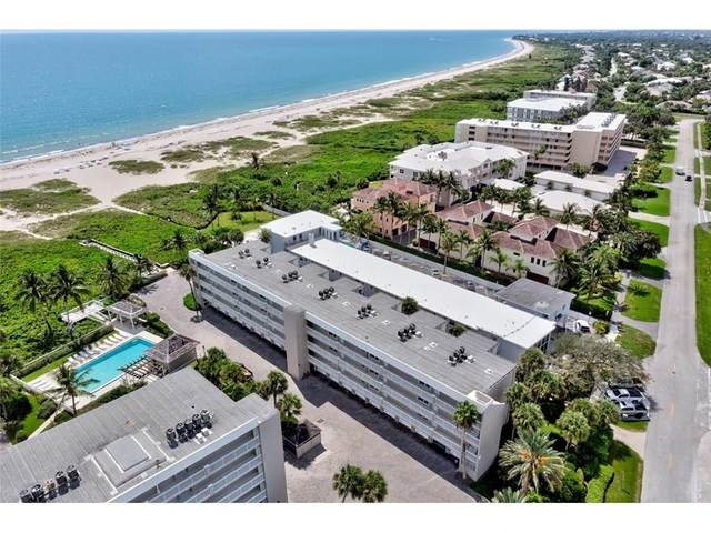 1556 Ocean Drive 102B, Vero Beach, FL 32963 (MLS #234885) :: Team Provancher   Dale Sorensen Real Estate