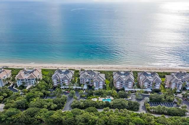 70 Beachside Drive #101, Orchid Island, FL 32963 (MLS #234925) :: Team Provancher | Dale Sorensen Real Estate