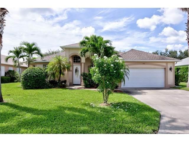 2235 3rd Place SW, Vero Beach, FL 32962 (MLS #234936) :: Team Provancher | Dale Sorensen Real Estate