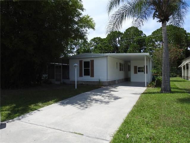 1345 Barefoot Circle, Barefoot Bay, FL 32976 (MLS #235038) :: Billero & Billero Properties