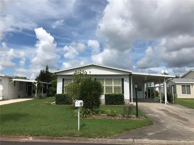 931 Pecan Circle, Barefoot Bay, FL 32976 (MLS #235040) :: Billero & Billero Properties