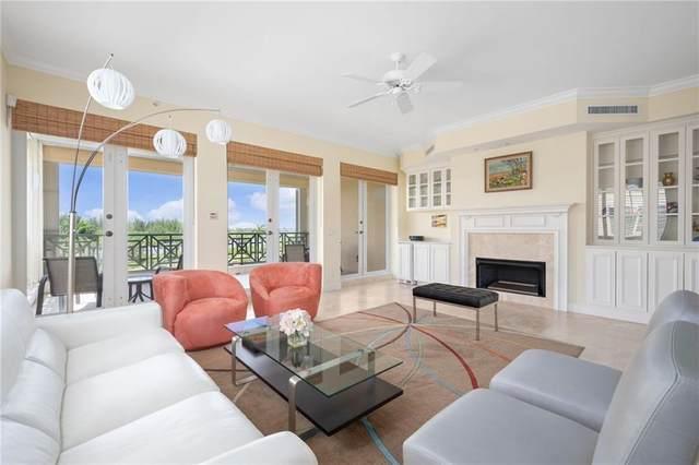 9025 Somerset Bay Lane #401, Vero Beach, FL 32963 (MLS #235213) :: Team Provancher   Dale Sorensen Real Estate