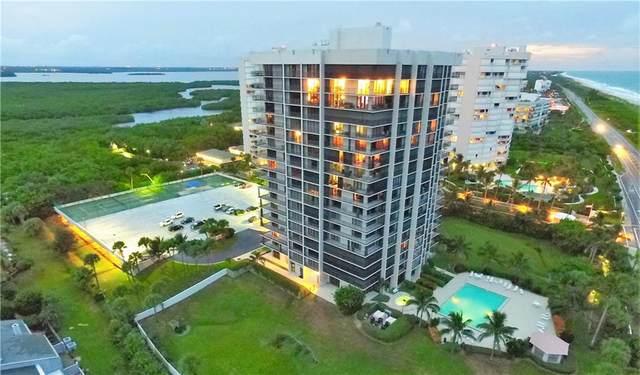 5047 N Highway A1a #803, Hutchinson Island, FL 34949 (MLS #235222) :: Team Provancher   Dale Sorensen Real Estate