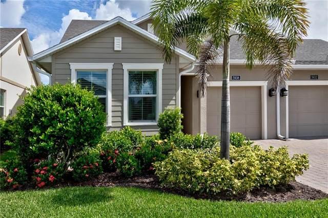 5938 Spicewood Lane, Vero Beach, FL 32966 (MLS #235245) :: Team Provancher   Dale Sorensen Real Estate