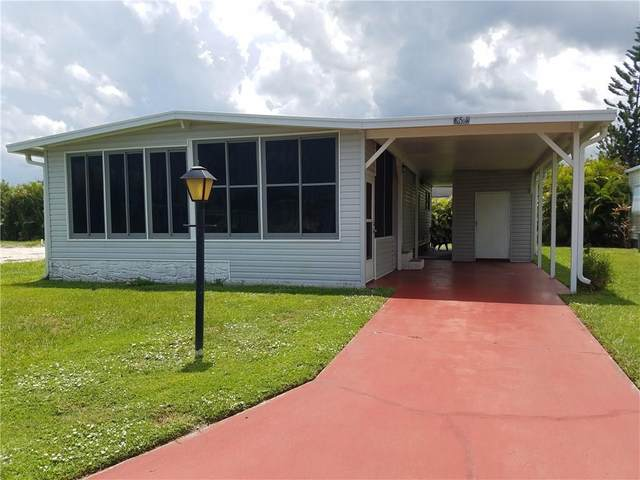 854 Laurel Circle, Barefoot Bay, FL 32976 (MLS #235298) :: Billero & Billero Properties