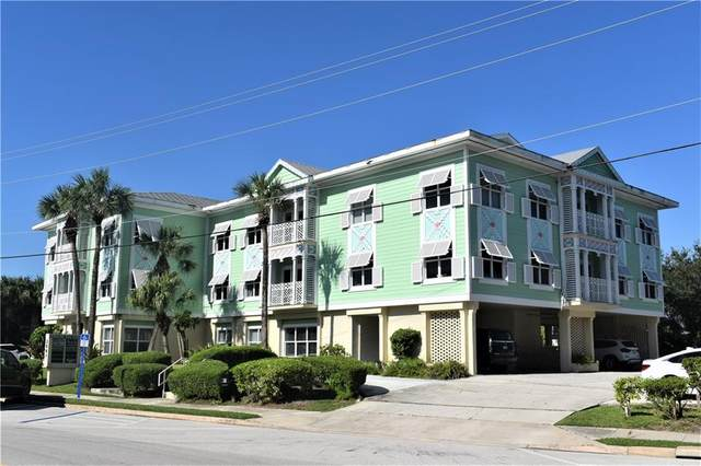 2801 Ocean Drive #205, Vero Beach, FL 32963 (MLS #235392) :: Team Provancher | Dale Sorensen Real Estate