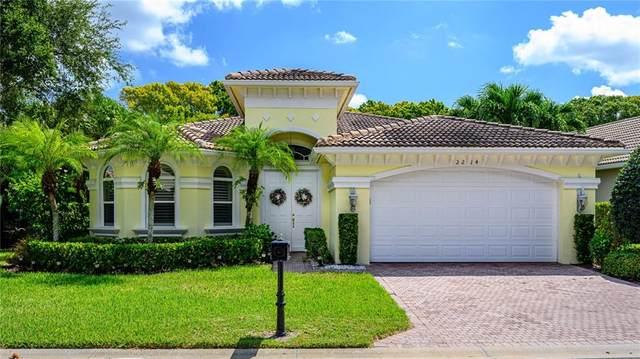 2214 Falls Circle, Vero Beach, FL 32967 (MLS #235442) :: Team Provancher | Dale Sorensen Real Estate