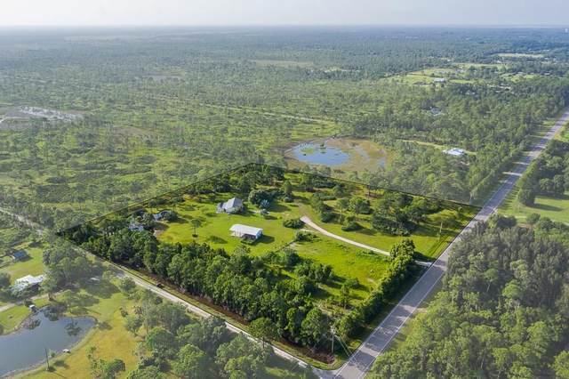 12050 Cr 507, Fellsmere, FL 32948 (MLS #235520) :: Billero & Billero Properties